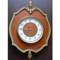 Часы настенные Янтарь. НЕчастые