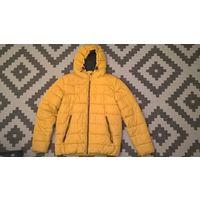 Желтая куртка фирмы Твое, р.48-50