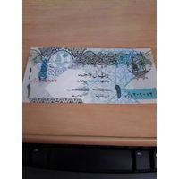 Катар 1 риал 2008