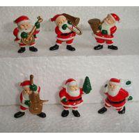 Киндер серия Санта Клаус Морозики дед Мороз