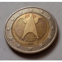 2 евро, Германия 2010 F