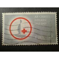 Ирландия 1963 Красный крест