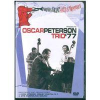 DVD-Video Oscar Peterson Trio' 77 - Norman Granz' Jazz In Montreux (2004)