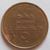 Непал, 2 рупии 2003 г