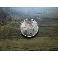 Багамские острова 1 цент 2009