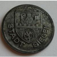 Германия. 10 пфеннигов 1918г. SIENGEN.