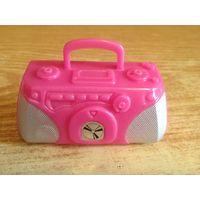 Магнитофон для barbie