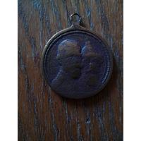 """Медаль """"300-летие царствования дома Романовых"""""""