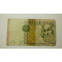 Италия. 1000 лир 1982