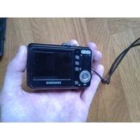 Фотоаппарат Samsung S860.