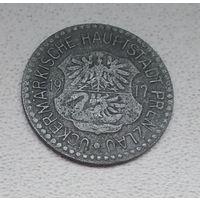 Германия,нотгельд Prenzlau 5 пфеннигов 1917 7-5-56