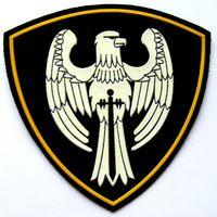 Шеврон Центрального регионального командования внутренних войск МВД России (распродажа коллекции)