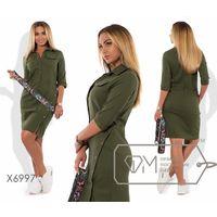 Продам платье-сафари