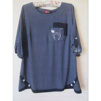 Оригинальная блузка новая