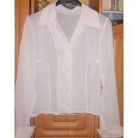 Блузка шелковая, р-р 42-44