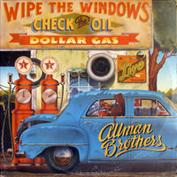 The Allman Brothers Band, Wipe The Windows, Check The Oil, Dollar Gas, 2LP 1976