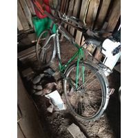 Велосипед. На запчасти.