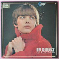 Mireille Mathieu - En Direct De Olympia LP (винил)