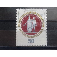 Берлин 1974 400 лет гимазиума при монастыре Михель-0,6 евро гаш