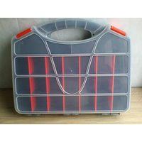 Органайзер для мелочей - Размер 31/38 см - Размер ячейки 5/6 см.
