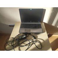 Ноутбук HP ProBook 4540s перестал включаться