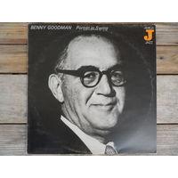 Benny Goodman - Jazz-Portrat - Amiga, ГДР - 1981 г. - записи 1937-39 гг.