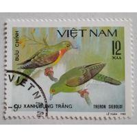 Вьетнам 1980. Птицы