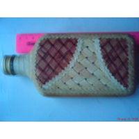 Бутылка в березовой бересте