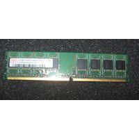 Память DDR2 Hynix 512мб