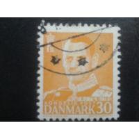 Дания 1948 король Фредерик 9