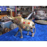 Слон 11,5*11,5 см.