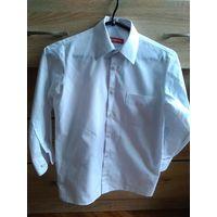 Белоснежная рубашка для 1 класса