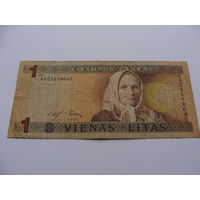 Литва. 1 лит  1994 год