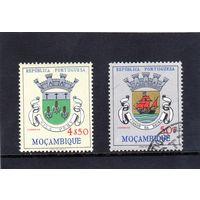 Мозамбик. Ми-471.Гербы городов.1961.