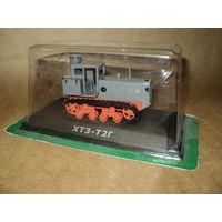 Модель трактора ХТЗ-Т2Г