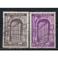 Сирия АР 1961 Триумфальная арка Пальмира #777-8