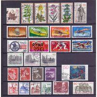 Германия Западный Берлин Годовой набор (без блока) С 1 РУБ ГАШ 1978 г