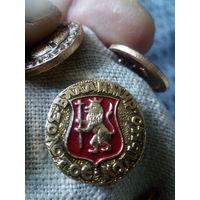 Значок СССР. Золотое кольцо. Владимир.