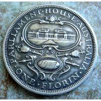 Австралия. 1 флорин 1927 г.