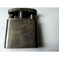 Зажигалка FLAME с электронным розжигом.