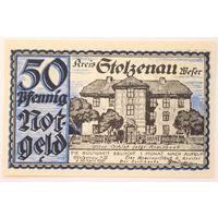 Германия (Notgeld), 50 пфеннигов 1921 год.  (#1)