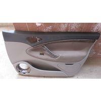 100920 Citroen C5 01-04 обшивка правой передней двери универсал