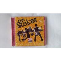 Компьютерный диск с музыкой - The Stokes - ne zaмерзай