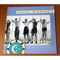 """10, 000 Maniacs  """"In My Tribe"""" LP, 1987"""