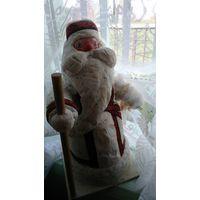 Дед мороз из ваты, ватный дед мороз ссср (2)