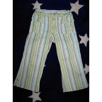 Летние брюки 2-4 года