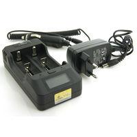 Зарядное устройство XTAR VP2 (Li-ion, LiFePO4) + powerbank!14500/14650/163 40/17500/1 7670/18350/18500/18650/18 700/26650