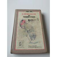 Каталог марок животные