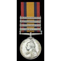 Южноафриканская медаль королевы Виктории (англо-бурская война)