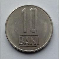 Румыния 10 бань. 2012
